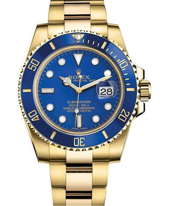 ROLEX 116618lb-0003 SUBMARINER DATE 40MM
