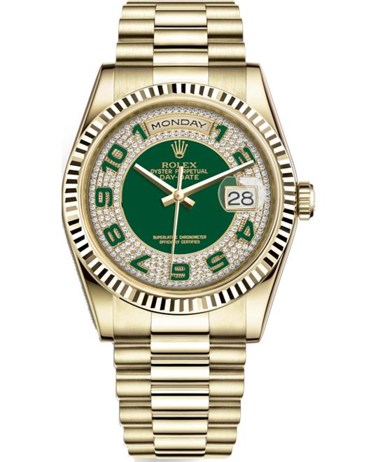 Rolex 118238-0237 Oyster Perpetual Day-Date 36