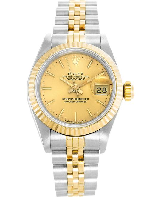 Rolex 69173 Datejust Swiss Automatic Watch 26mm