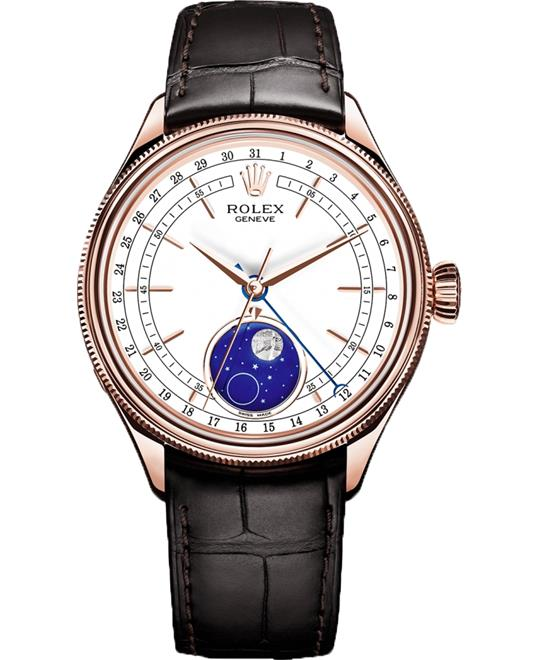ROLEX CELLINI 50535-0002 MOONPHASE 39