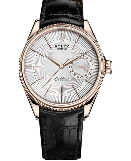Rolex Cellini Date 50515-0009 Watch 39mm