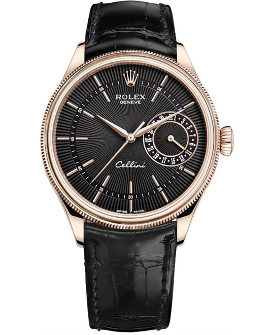 Rolex Cellini Date 50515-0011 Watch 39mm