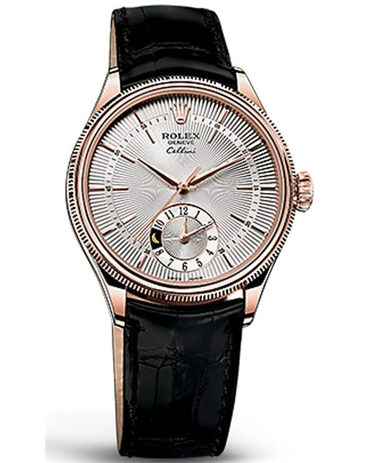 Rolex CELLINI DUAL TIME 50525-0009, 39MM