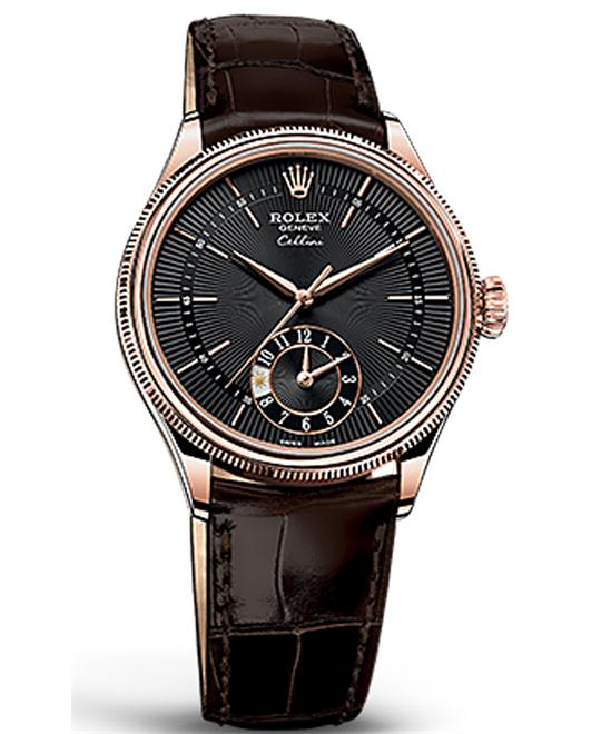 Rolex CELLINI DUAL TIME 50525-0010, 39MM