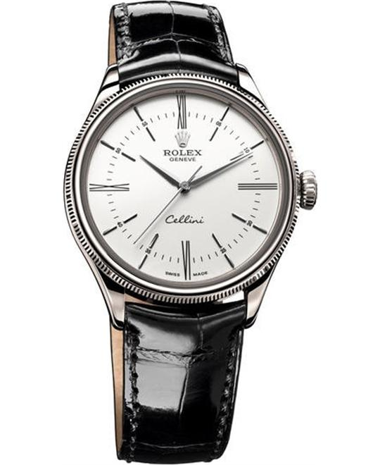 Rolex Cellini Time 50509-0016 Watch 39mm