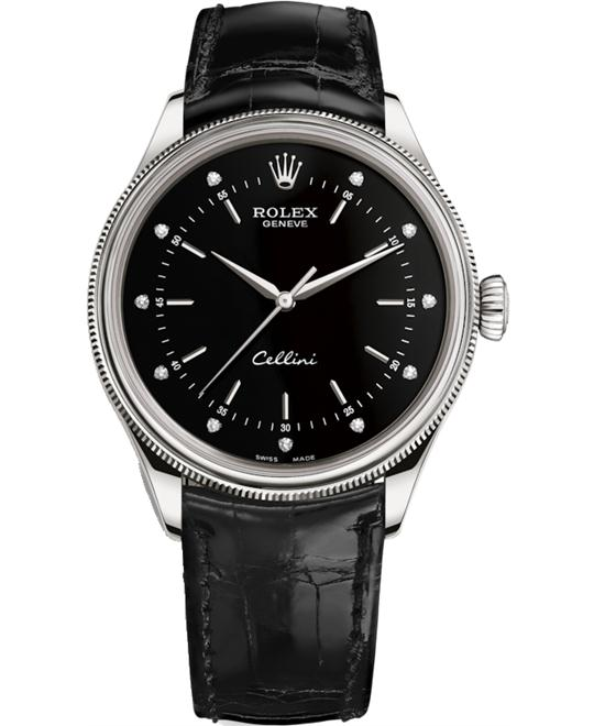 ROLEX CELLINI TIME 50509-0023 WATCH 39