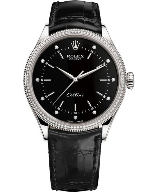 Rolex Cellini Time 50609RBR-0007 Watch 39mm