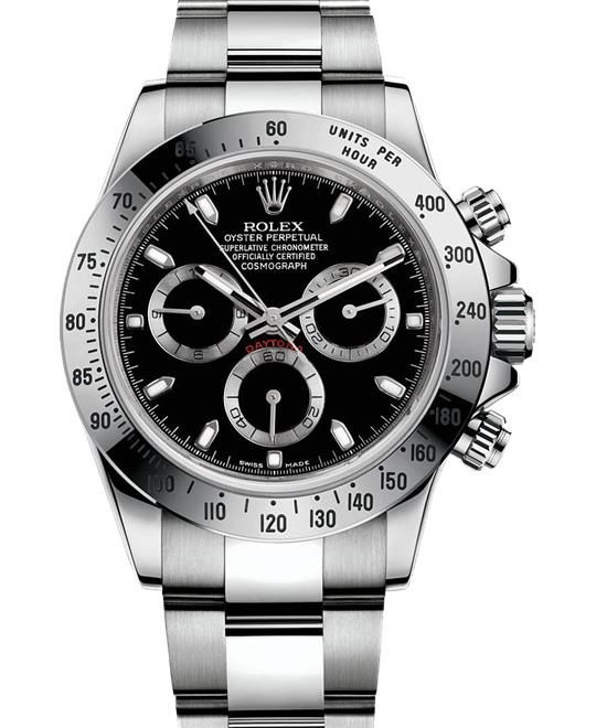 ROLEX DAYTONA 116520 WATCH 40