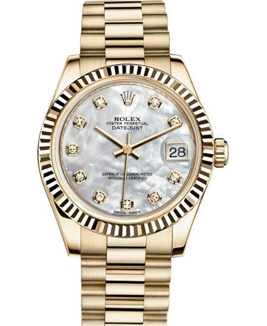ROLEX OYSTER PERPETUAL 178278 WATCH 31