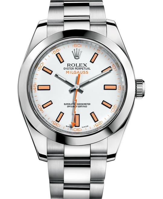 ROLEX OYSTER PERPETUAL 116400 WATCH 40