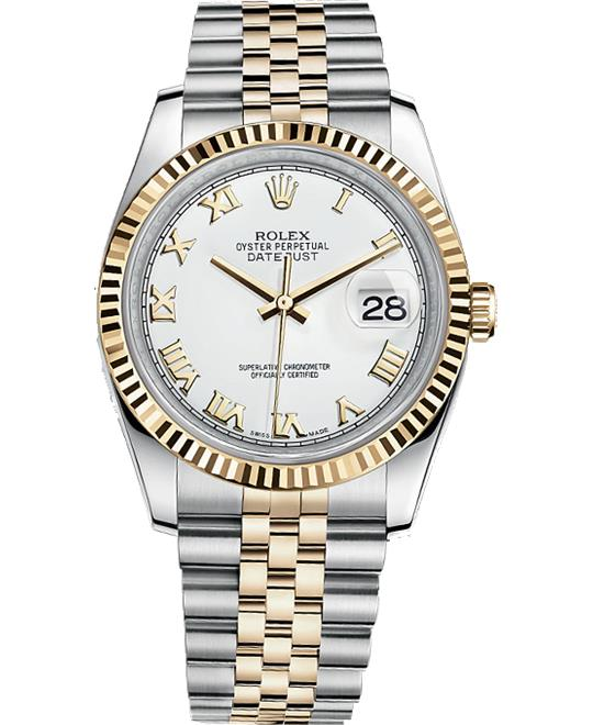 ROLEX OYSTER PERPETUAL 116233 DATEJUST 36