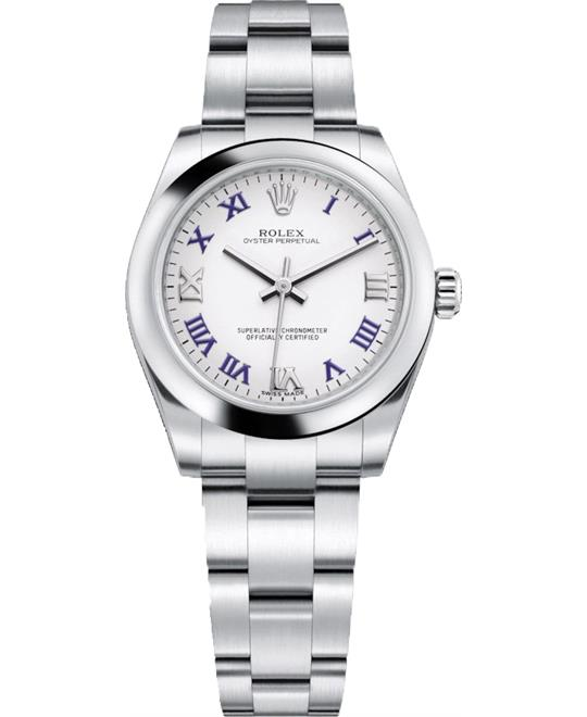 ROLEX OYSTER PERPETUAL 177200-0016 WATCH 31