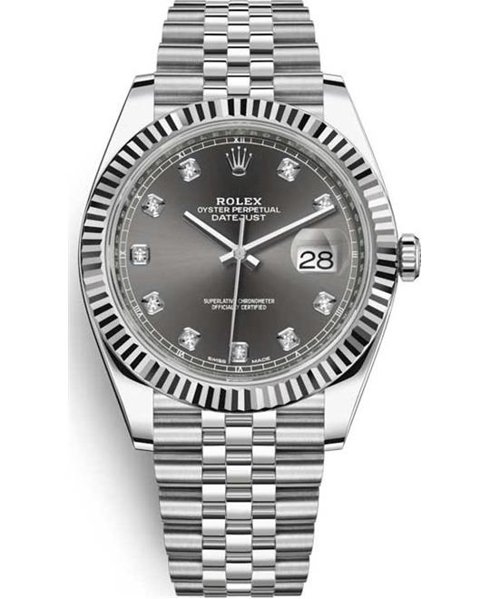 đồng hồ nam automatic ROLEX OYSTER PERPETUAL126334 DATEJUST 41mm