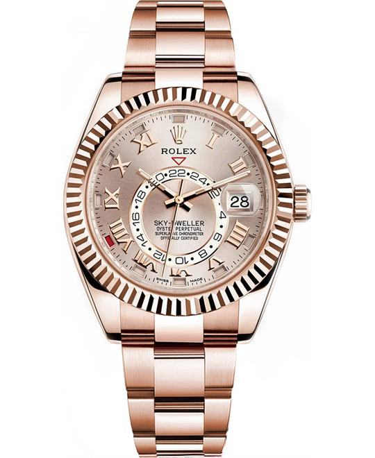 đồng hồ OYSTER PERPETUAL 326935 SKY-DWELLER 42