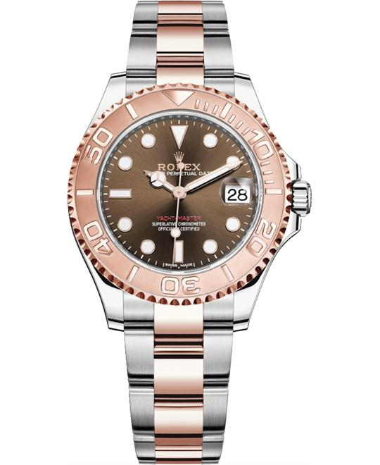 ROLEX YACHT-MASTER 37 268621-0003 WATCH 40