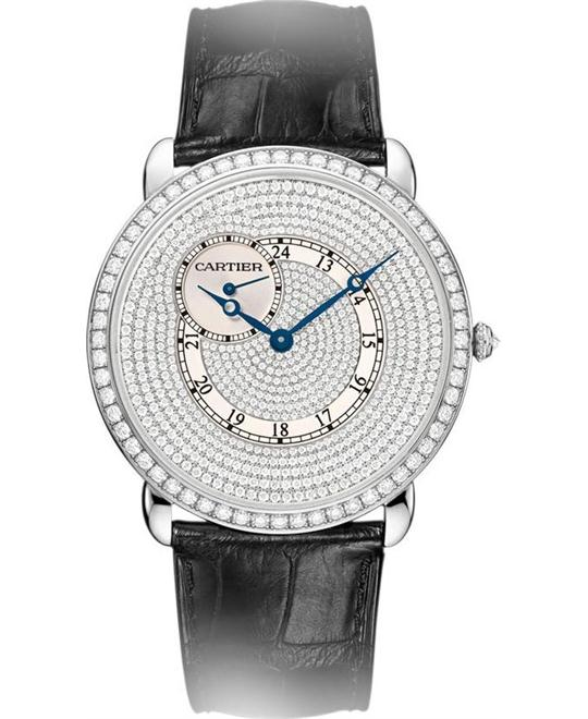 Cartier Ronde De Cartier WR007003 Watch 42