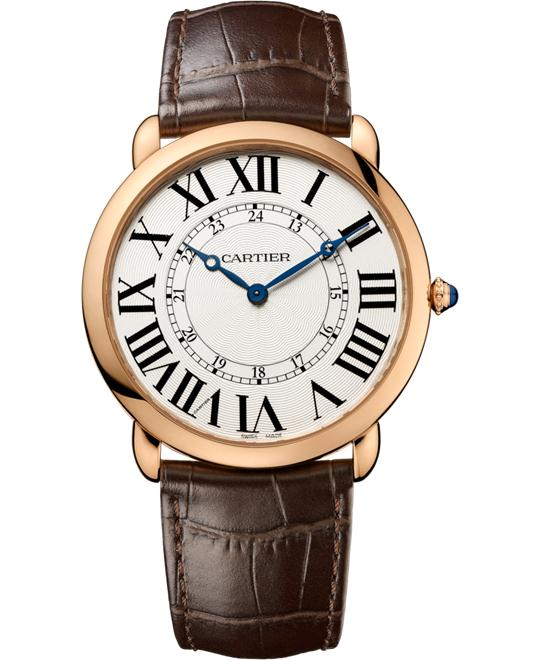 Cartier Ronde De Cartier W6801004 Watch 42