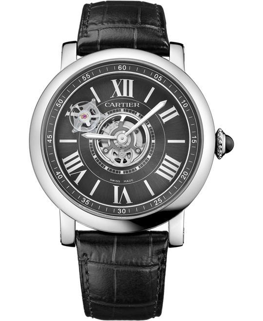 đồng hồ Cartier ROTONDE DE W1556221 ASTROTOURBILLON CARBON 47