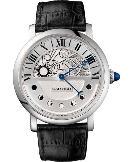 Cartier Rotonde De Cartier W1556244 Watch 43.5
