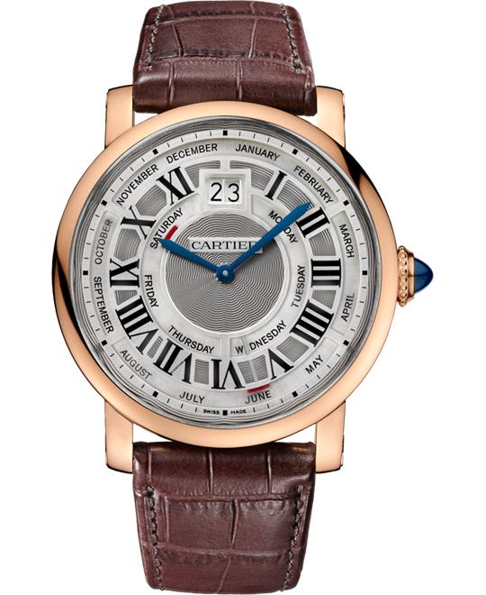 Cartier Rotonde De Cartier W1580001 Watch 45