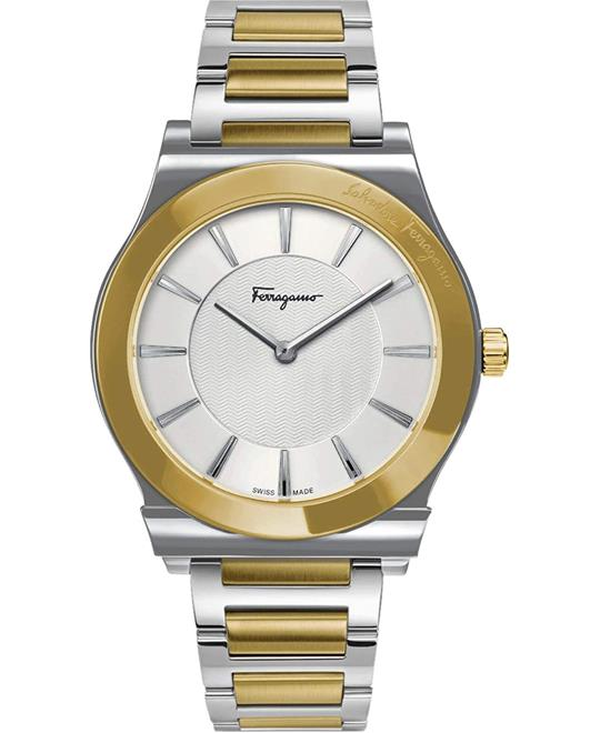Salvatore Ferragamo 1898 Slim Watch 41mm