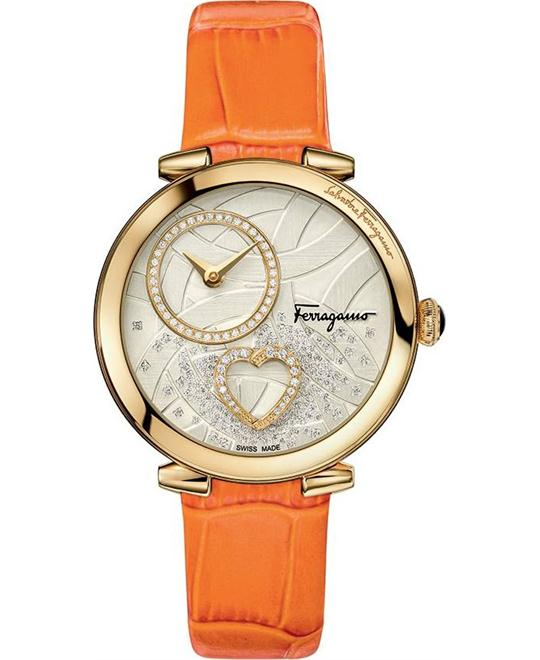 Salvatore Ferragamo FE2110016  Cuore Diamond 39mm