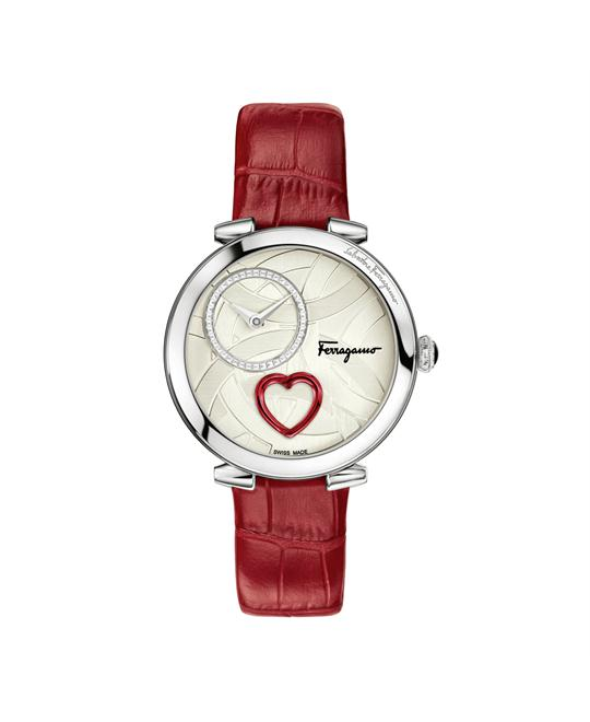Salvatore Ferragamo FE2980016 Cuore Red Watch 39mm