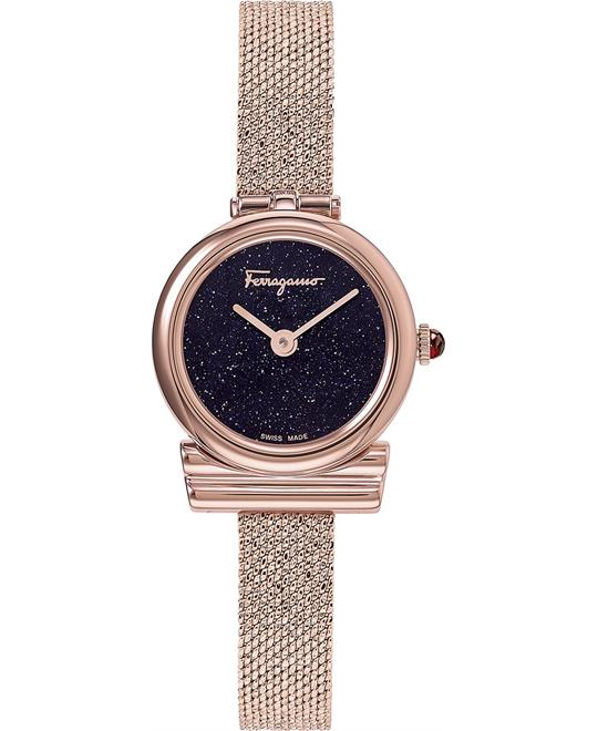Salvatore Ferragamo Gancini Watch 22mm