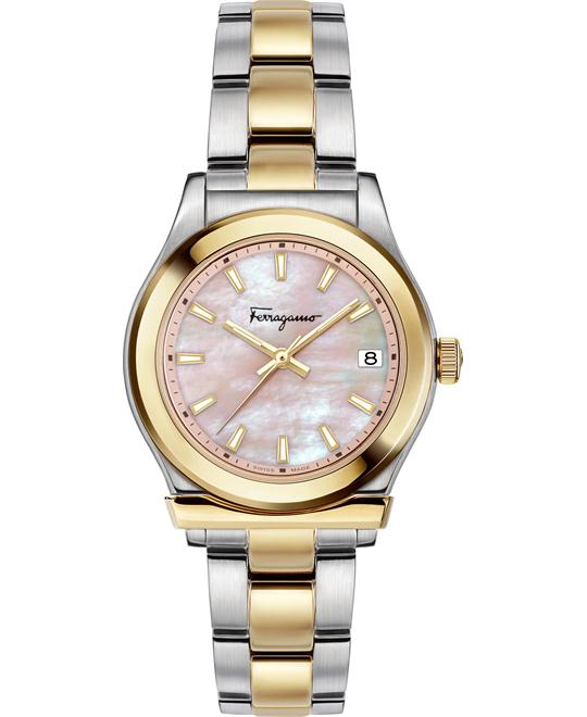 SALVATORE FERRAGAMO SFDI00218 1898 SWISS QUARTZ 33MM