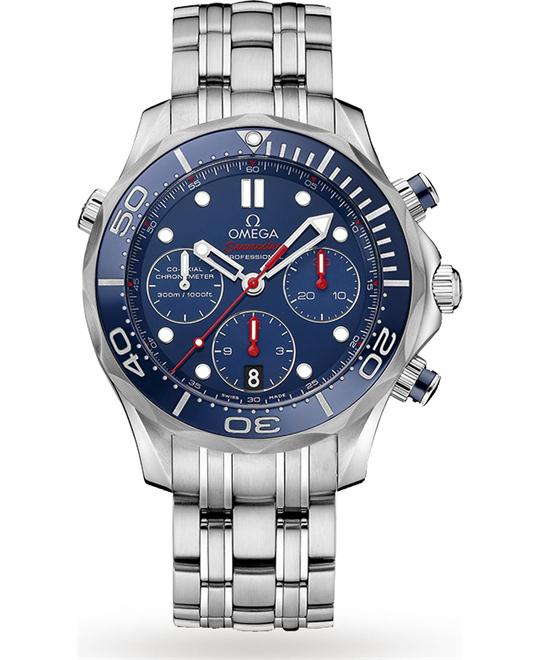 dong ho Seamaster DIVER 212.30.42.50.03.001 Watch 41.5MM
