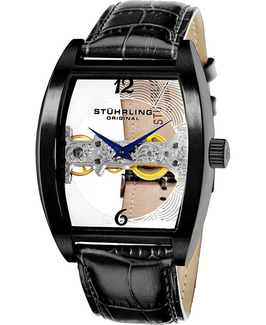 Stuhrling Original 303.33552 Millennia Ravine Mechanical Watch 43mm