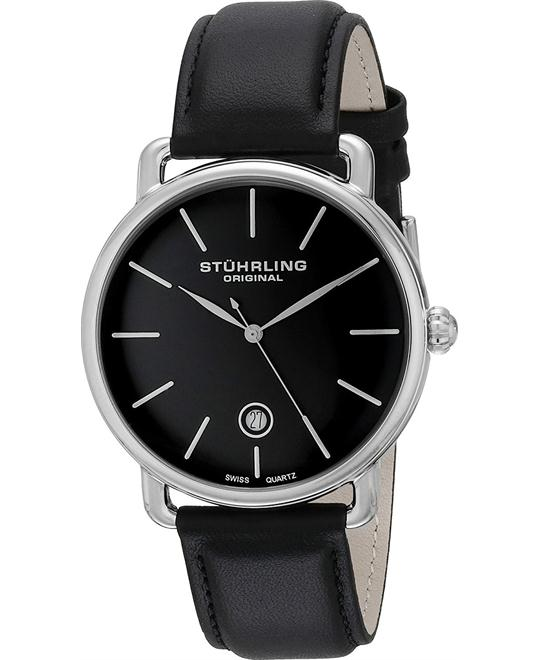 Stuhrling Original 768.02 Classic Ascot Agent Watch 42mm