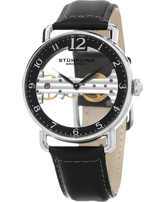 Stuhrling Original 976.01 Bridge Mechanical Watch 42mm