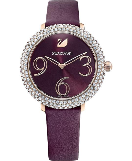 Swarovski Crystal Frost watch 34mm