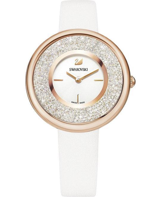 đồng hồ Swarovski Crystalline 5376083 Pure Watch 34mm