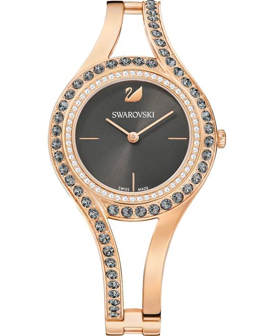 Swarovski Eternal Gray Watch 30mm
