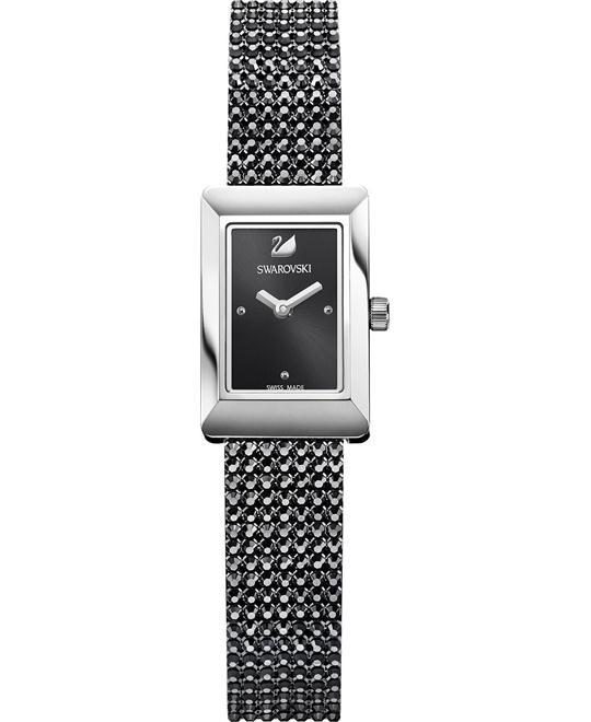 đồng hồ nữ Swarovski Memories Black Dial Ladies Watch 17mm