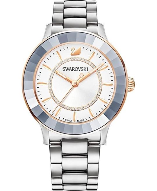 dong ho Swarovski Octea Lux Watch 39mm