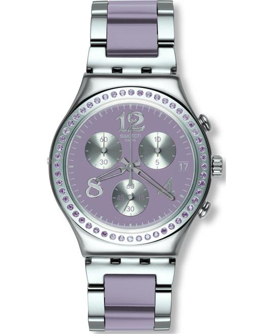 Swatch Women's Chronograph Watch - 39mm