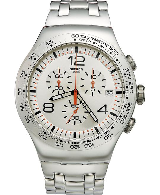 Swatch Watch, Men's Swiss Chronograph 44mm