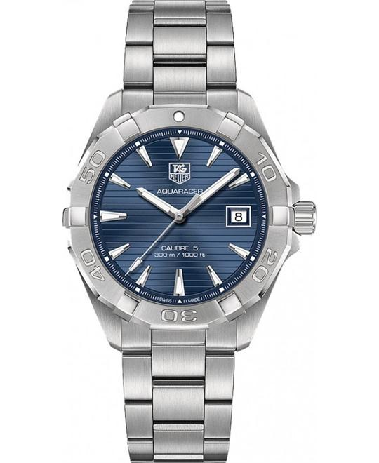 TAG Heuer WAY2112.BA0928 Aquaracer Calibre 5 40.5mm