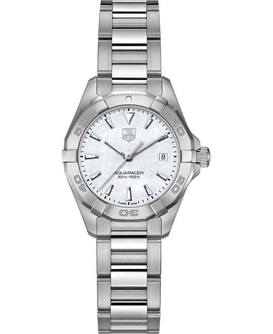 TAG Heuer WAY1412.BA0920 Aquaracer Mother of Pearl Dial 27mm