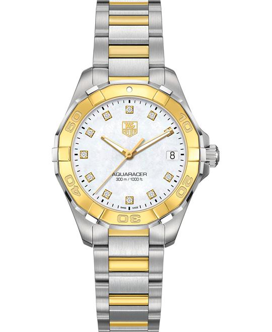 TAG Heuer WAY1353.BD0917 Aquaracer Diamond 32mm