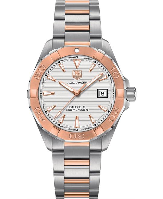 Tag Heuer Aquaracer WAY2150.BD0911 Calibre 5 40.5