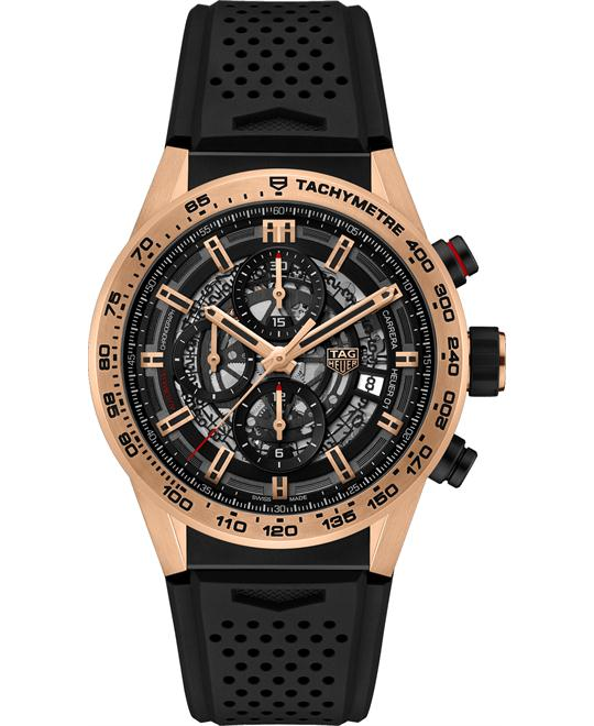 đồng hồ nam automatic Tag Heuer Carrera CAR205B.FT6087 Calibre Heuer01 43mm