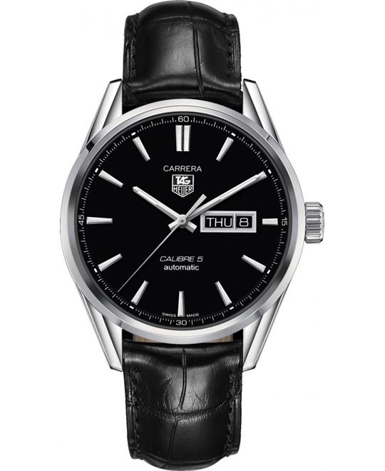 TAG Heuer WAR201A.FC6266 Carrera Calibre 5 Day-Date Automatic 41 mm