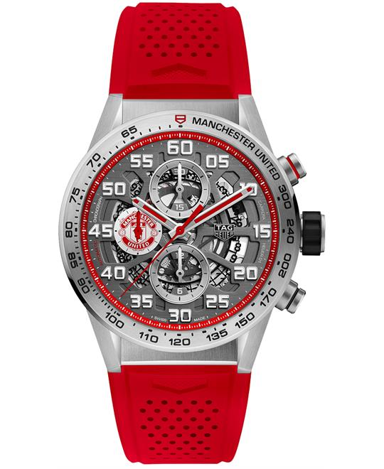 TAG HEUER CARRERA CAR201M.FT6156 CALIBRE HEUER 01 43