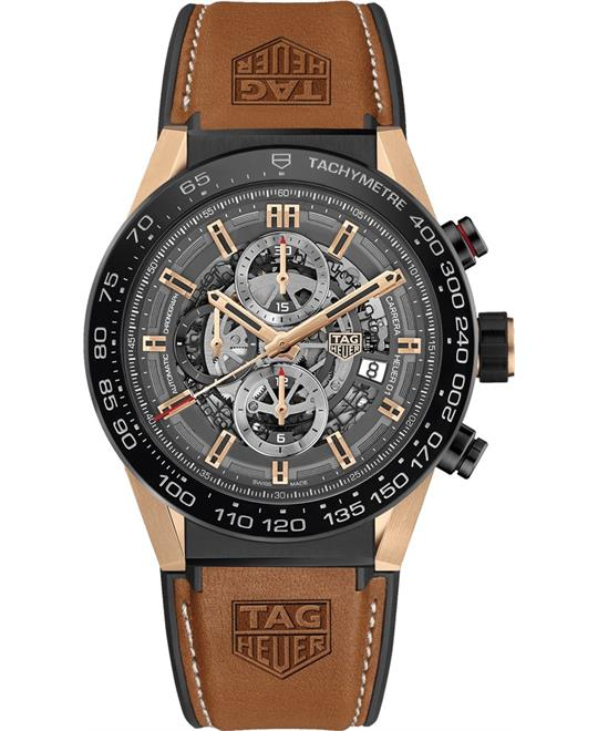 đồng hồ thể thao Tag Heuer Carrera CAR2A5C.FT6125 Caliber Heuer 01 45mm