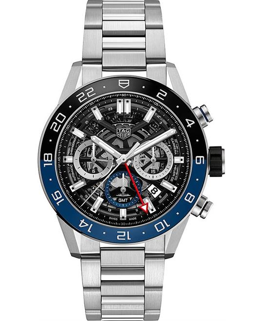 đồng hồ nam automatic Tag Heuer Carrera CBG2A1Z.BA0658 Calibre Heuer 02 4 139,910,000