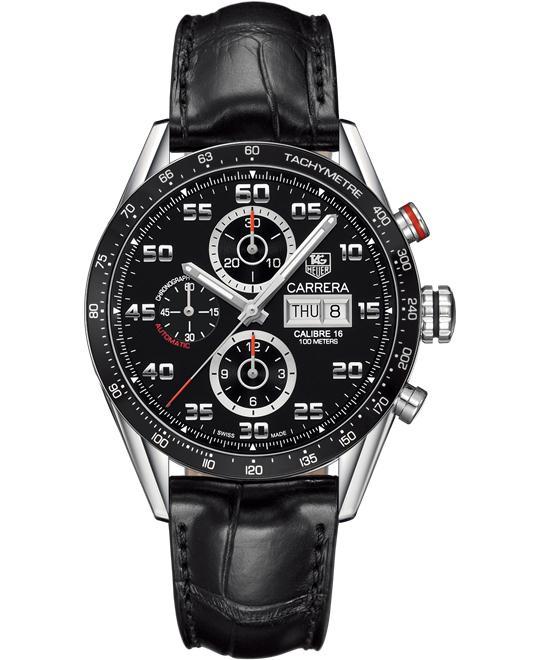 đồng hồ Tag Heuer Carrera CV2A1R.FC6235 Calibre 16 43mm